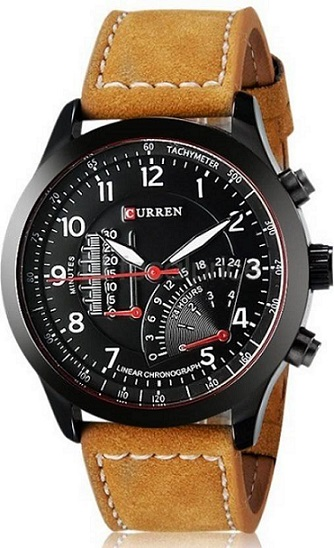 Curren 8152 Watch - For Men