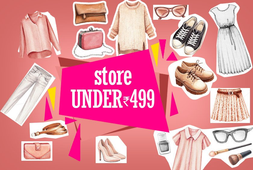 Deals under Rs. 499: Top 10 enticing offers from Flipkart under 499 store