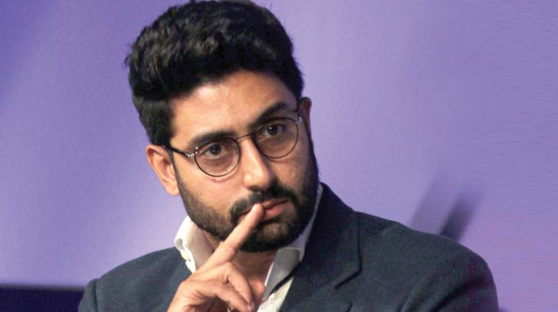 Abhishek Bachan in Prominent Definition Look