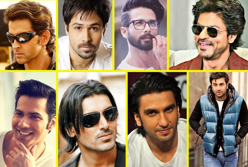 10 Bollywood-inspired Hairstyles for Men: Choose the Style That Suits You
