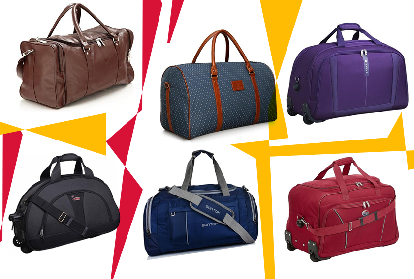 10 Best Travel Duffle Bags to Make a Perfect Journey