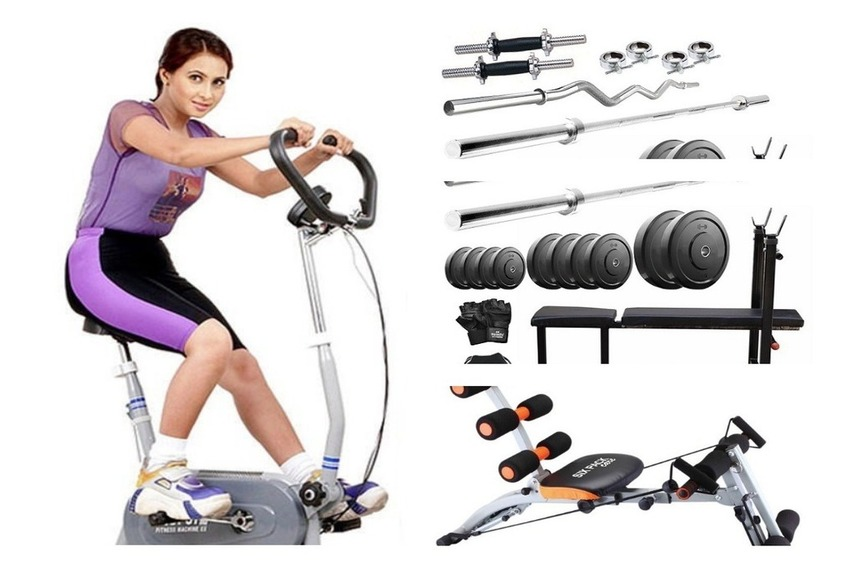 10 Best Home Exercise and Gym Equipment Offers