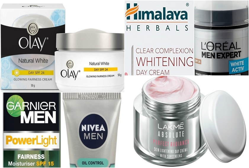 Top 10 Perfect Fairness and Skin Whitening Creams for Men