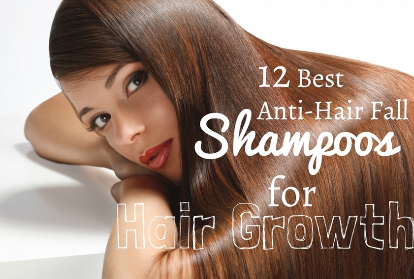 12 Best Hair Fall Control Shampoos in India (2018)