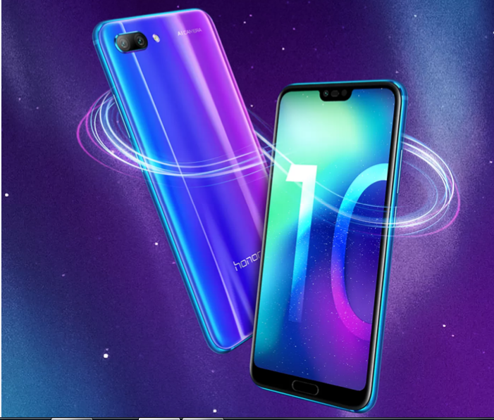 Huawei Honor 10: Beauty in AI – Price In India & Specifications