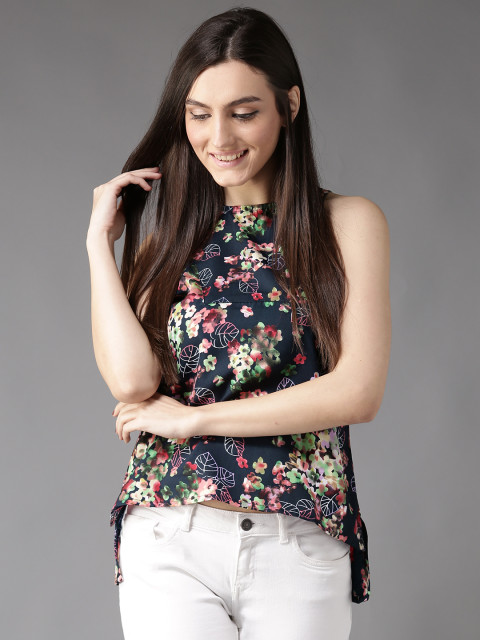 Floral Print Tops for women