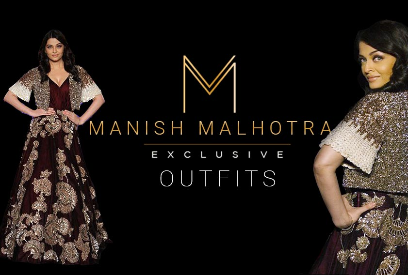 10 Bollywood Celebs who dazzled in Manish Malhotra Outfits
