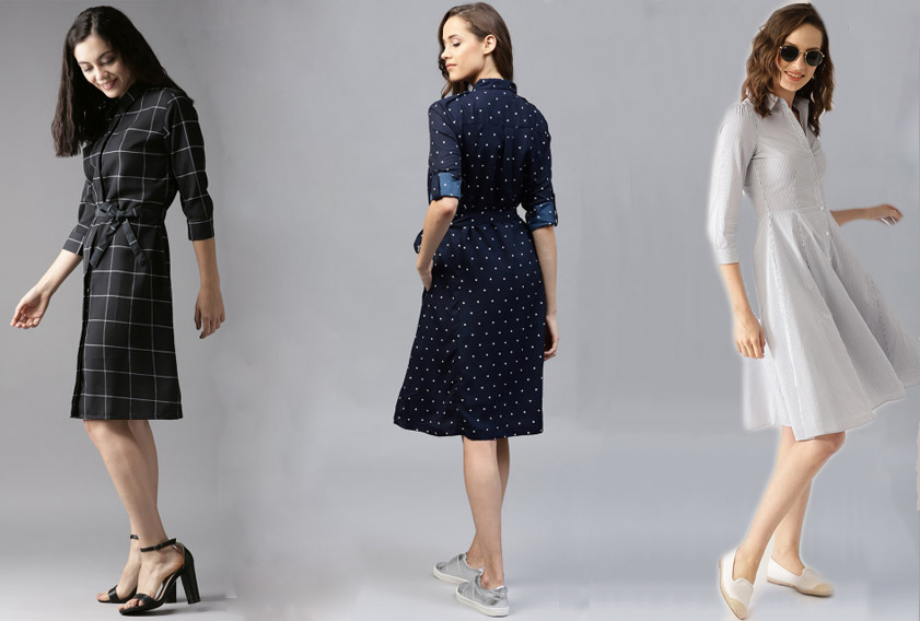 Elegant, simple and stylish: 15 best shirt dresses for women