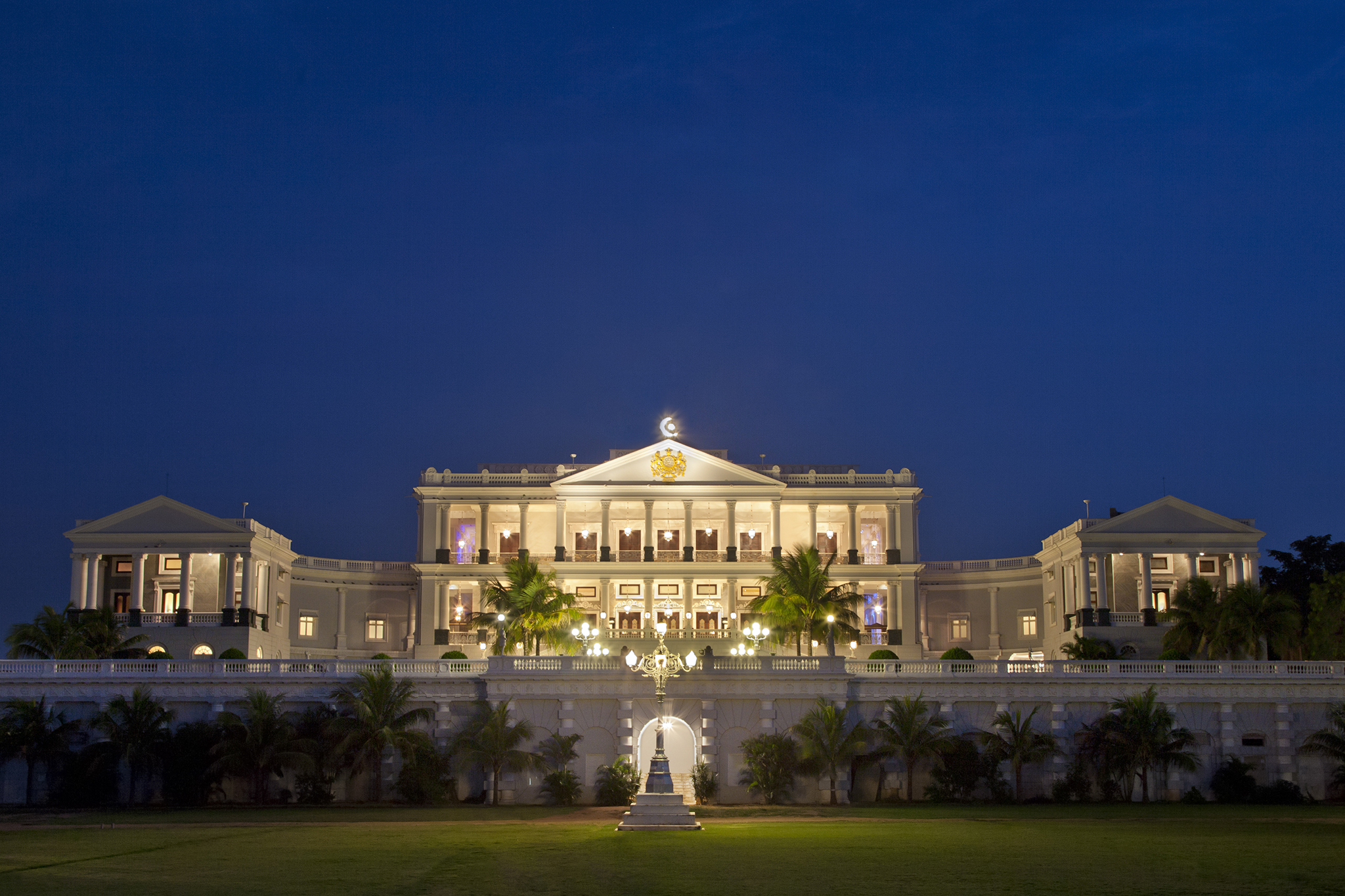 Best Luxury Hotels in India | Taj Falaknuma Palace, Hyderabad