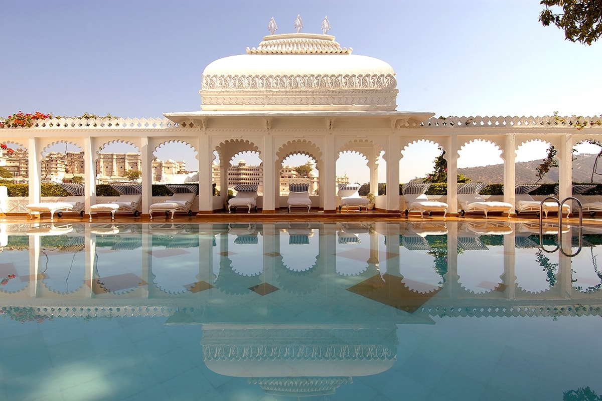 Best Luxury Hotels In India | Taj Lake Palace, Udaipur