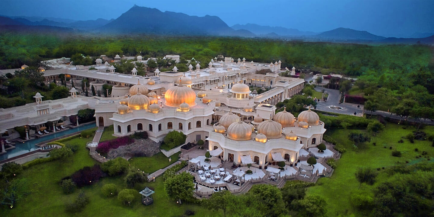 Best Luxury Hotels in India | The Oberoi Udaivilas, Udaipur
