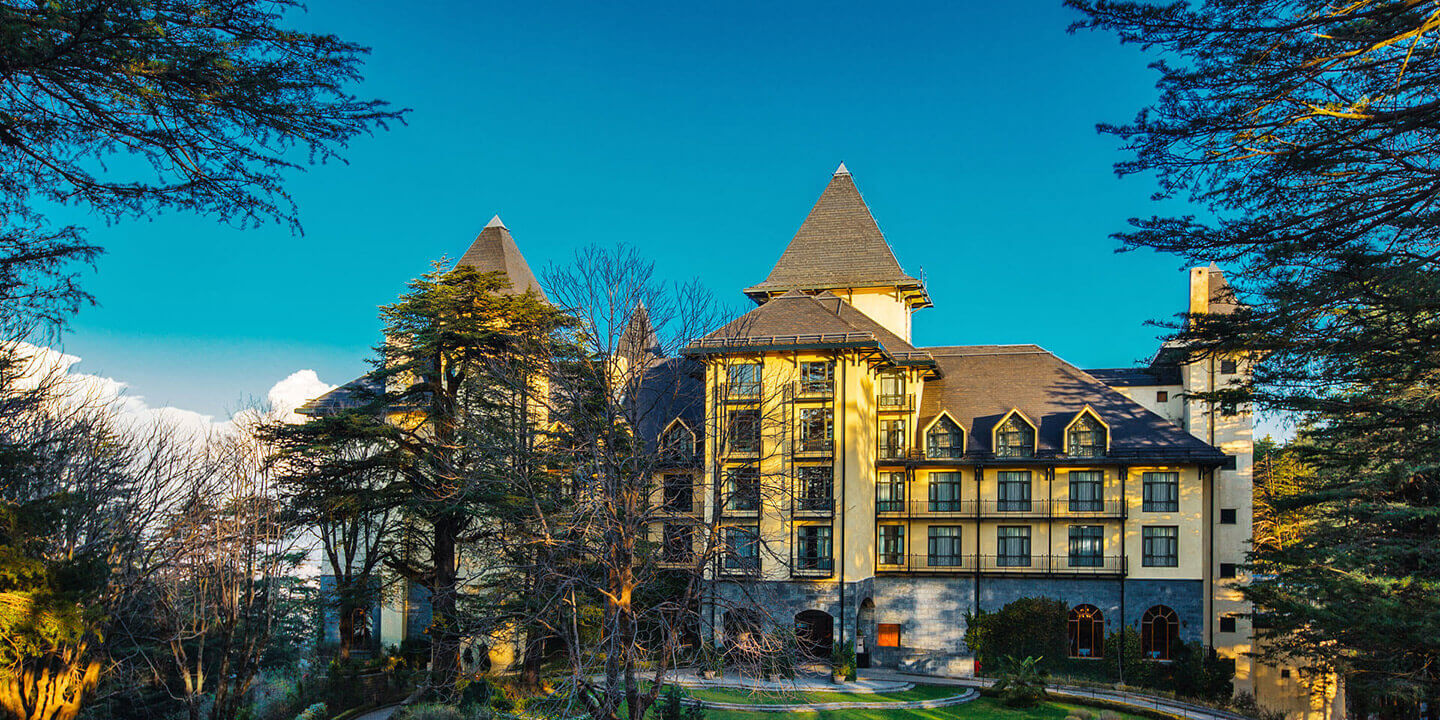 Best Luxury Hotels in India | Wildflower Hall, Shimla