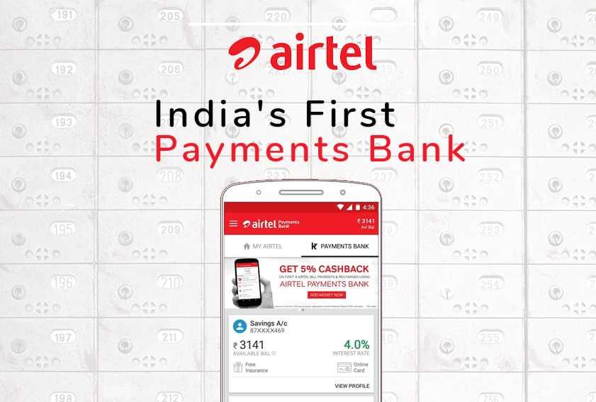 Airtel Payment Bank Offers: Up to 20% Cashback on Online Shopping and Ticket Booking