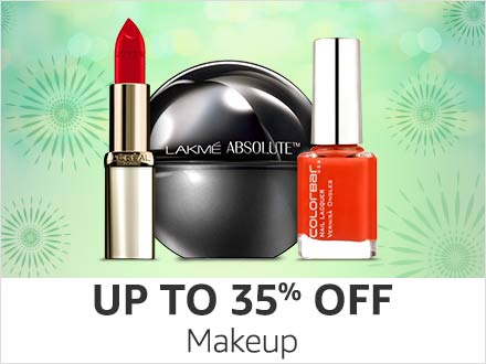 Amazon Super Value Day Sale: Up to 35% Off on Makeup