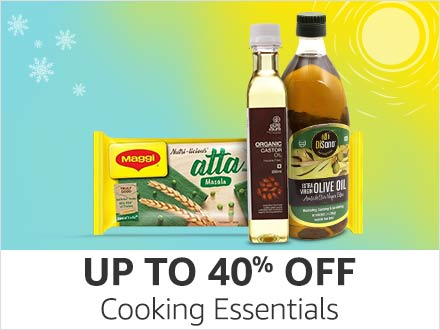 Amazon Super Value Day Sale: Up to 40% Off on Cooking Essentials
