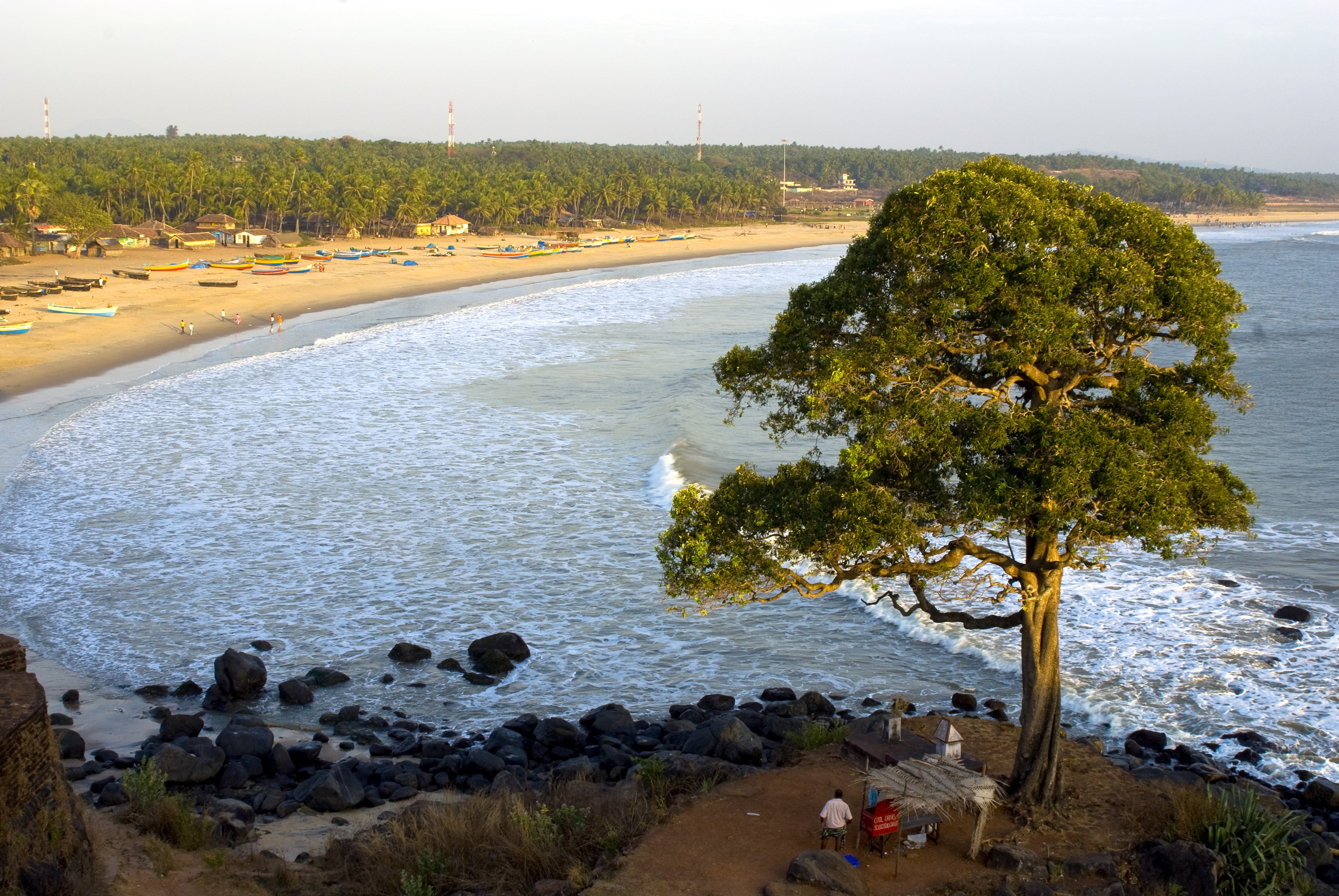 Best Beaches in Kerala - Bekal Beach