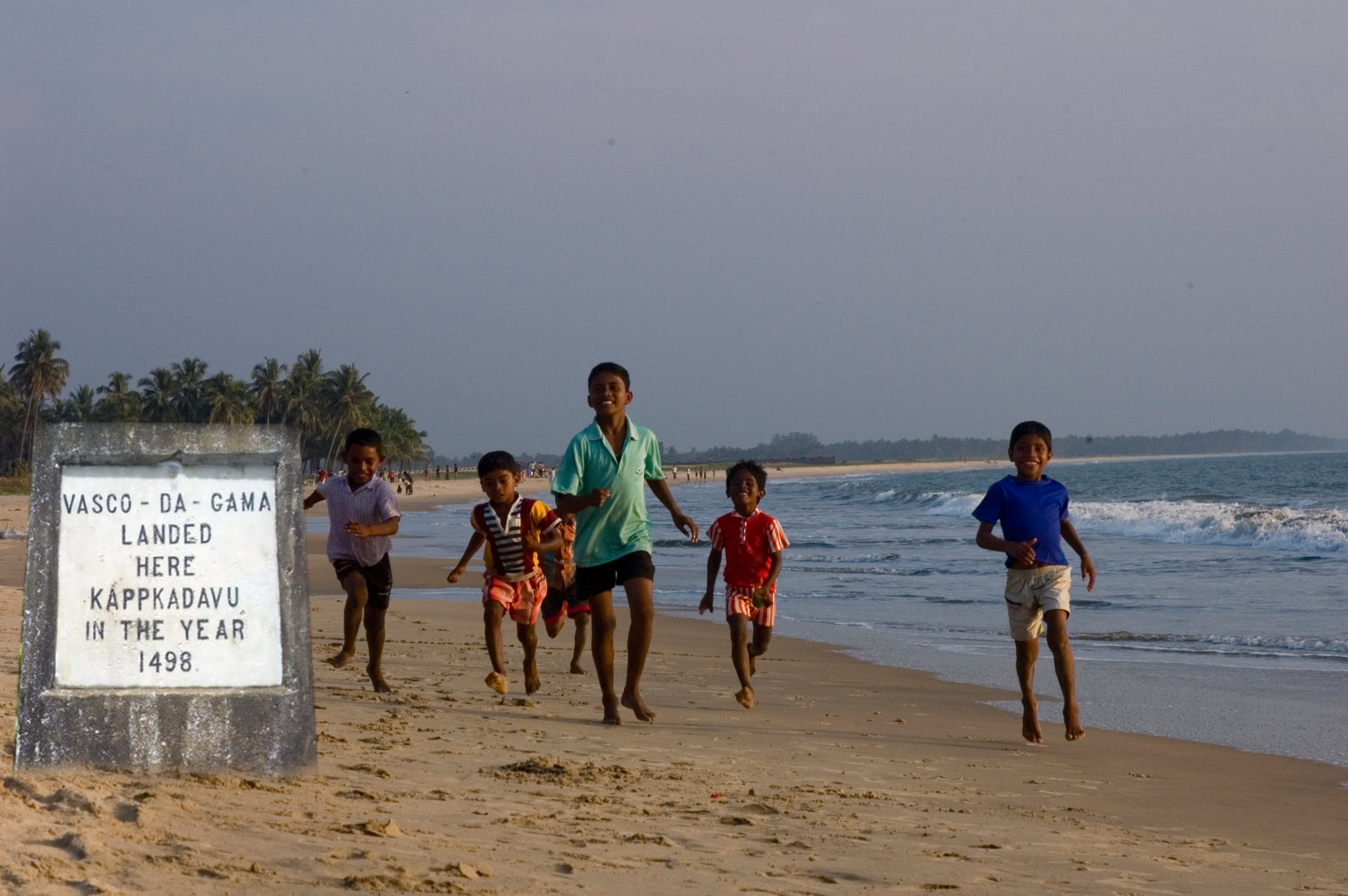 Best Beaches in Kerala - Kappad Beach