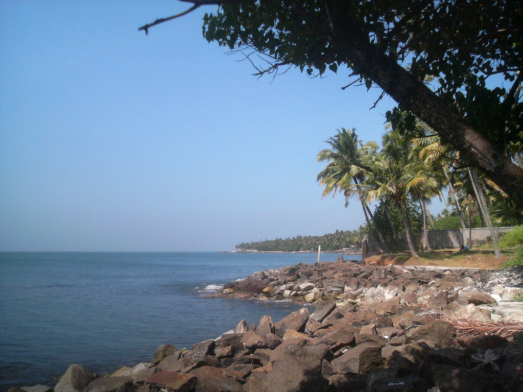 Best Beaches in Kerala - Kollam Beach