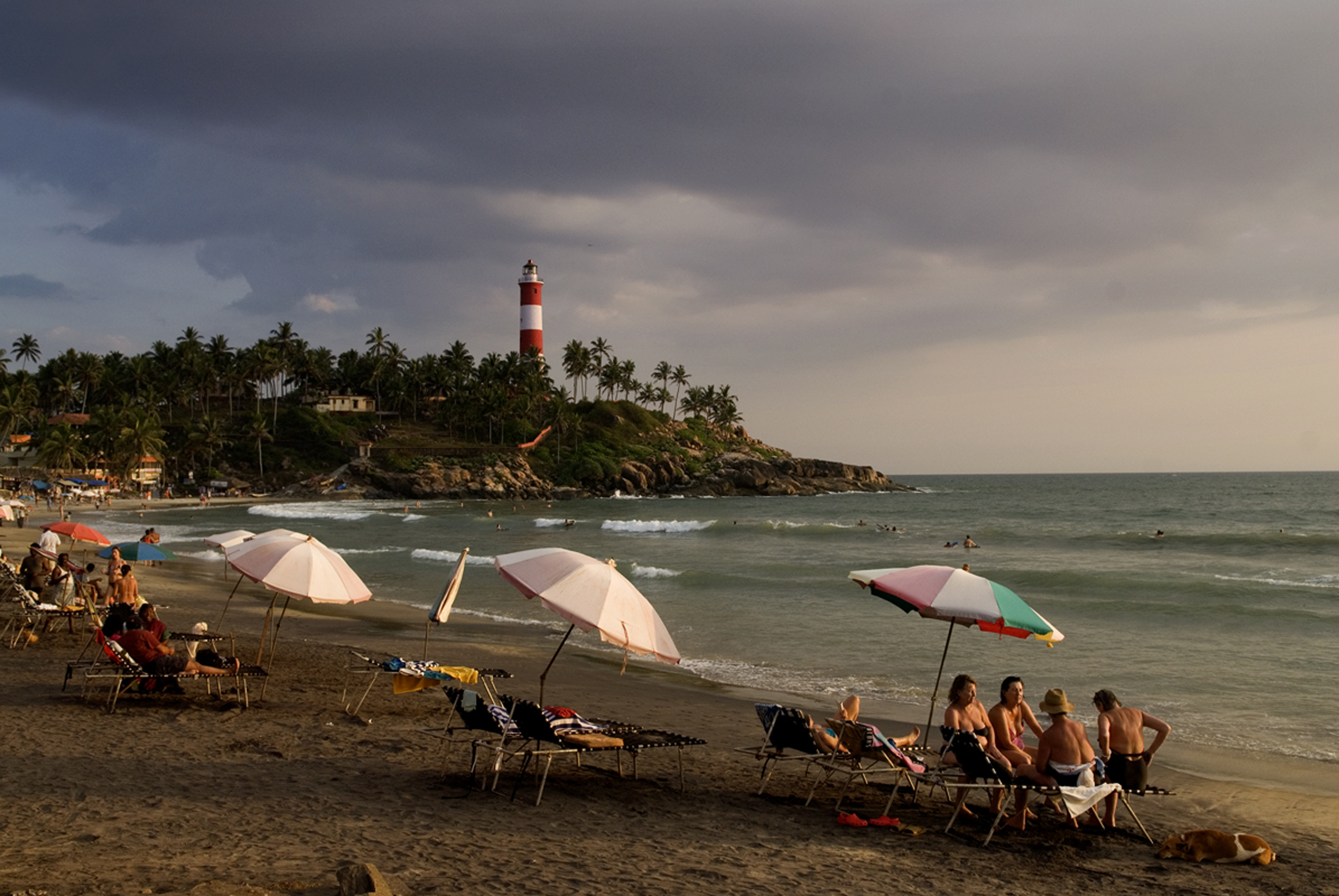 Best Beaches in Kerala - Kovalam Beach