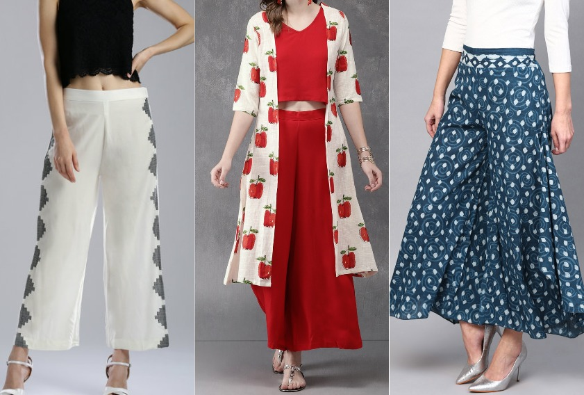 What to Wear with Palazzo Pants: 5 Palazzo Styling Tips