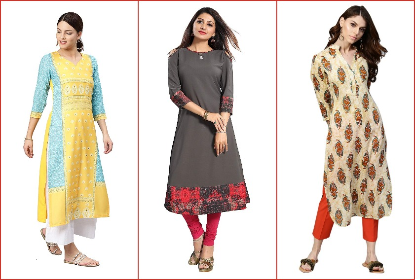 Under Rs. 399 Store: Best Daily Wear Kurtas for Women