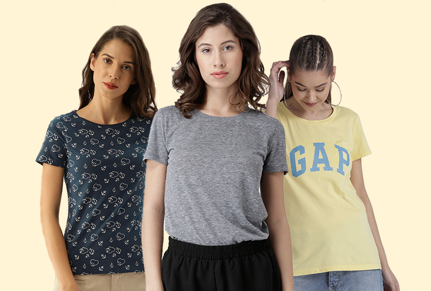 The 10 Best T-Shirts for Women