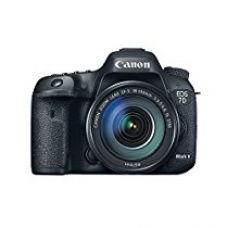 Canon EOS 7D Mark II Digital SLR Camera + 18-135mm IS STM Lens for Rs. 132,278