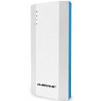 Ambrane P-1111 10000mAH Power Bank (White-Blue) for Rs. 699