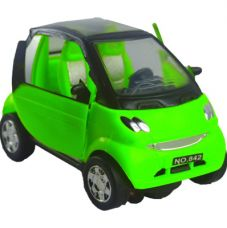 Deluxe Nano Dancing Car with open door & music (Color May Vary)