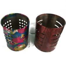 Buy Stainless Steel Cutlery Holders (Set Of 2) from Paytm