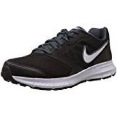 Nike Men's Downshifter 6 Msl Black,White,Dark Magnet Grey Running Shoes - 9 UK/India (44 EU)(10 US) for Rs. 2,695