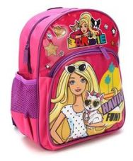 Barbie Have Fun School Backpack Pink - 12 inches for Rs. 341