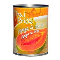Buy Thai Pride Papaya In Syrup, 565g from Amazon