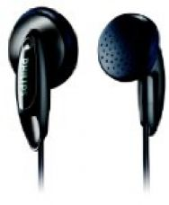 Buy Philips SHE1350 In-Ear Headphones (Black) from Amazon