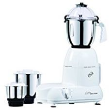 Orpat Kitchen Gold 750-Watt Mixer Grinder, White for Rs. 2,699