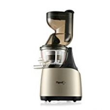 Buy Pigeon by Stovekraft Pure 150-Watt Slow Juicer (Gold/Black) from Amazon