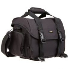 AmazonBasics Large DSLR Gadget Bag (Gray interior) for Rs. 1,899