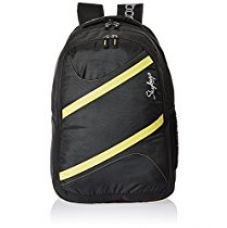 Skybags Router 26 Ltrs Black Casual Backpack (LPBPROU2BLK) for Rs. 962