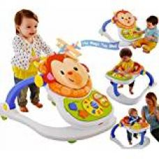 Fisher Price 4 In 1 Monkey Entertainer, Multi Color for Rs. 4,481