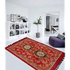 Buy Home Elite Traditional Abstract Polyester Carpet - 55