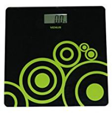 Venus Electronic Bathroom Scale (Black) for Rs. 999