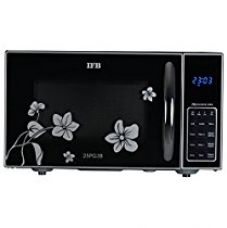 IFB 25 L Grill Microwave Oven (25PG3B, Black+Floral Design) for Rs. 10,000