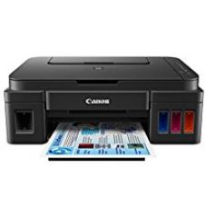 Buy Canon Pixma G2000 All-In-One InkJet Printer (Black) from Amazon