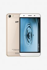 LYF Water 11 4G Dual Sim 16 GB (Gold) for Rs. 7299