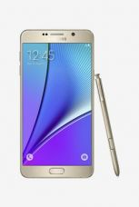 Flat 40% off on Samsung Galaxy Note 5 Dual Sim 32GB (Gold)