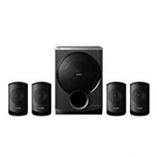 Flat 15% off on Sony SA-D100 4.1 Multimedia Speakers with Bluetooth (Black)