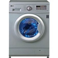 Buy LG 6 kg Fully-Automatic Front Loading Washing Machine (FH0B8NDL25, Luxury Silver) from Amazon