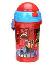 Buy Marvel Avengers Sipper Bottle Red - 500 ml from FirstCry
