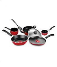 Get 46% off on Pigeon Non-Stick Grand 7 pcs 5 layer Cookware Set