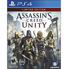 Buy Assassin's Creed Unity - Limited Edition (PS4) from Amazon